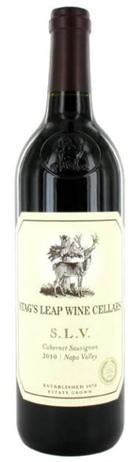 Stags Leap Wine Cellars Cabernet Sauvignon SLV Napa Valley Estate